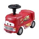 ides カーズレーシングトレーラー レッド 乗用おもちゃ 乗り物 玩具 アイデス 室内 消音 誕生日 プレゼント 子供 孫
