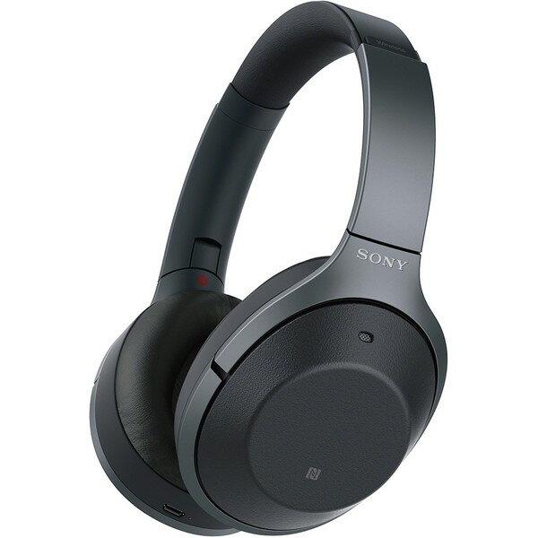 【送料無料】 【10月7日発売】 SONY (ソニー) WH-1000XM2 B WH-1000XM2(B) WH-1000XM2-Bブラック 黒 [ダイナミック密閉型ヘッドホン(Bluetooth対応・ハイレゾ音源対応)] ノイズキャンセリング ワイヤレス アンビエントサウンド ハンズフリー通話 誕生日 贈り物
