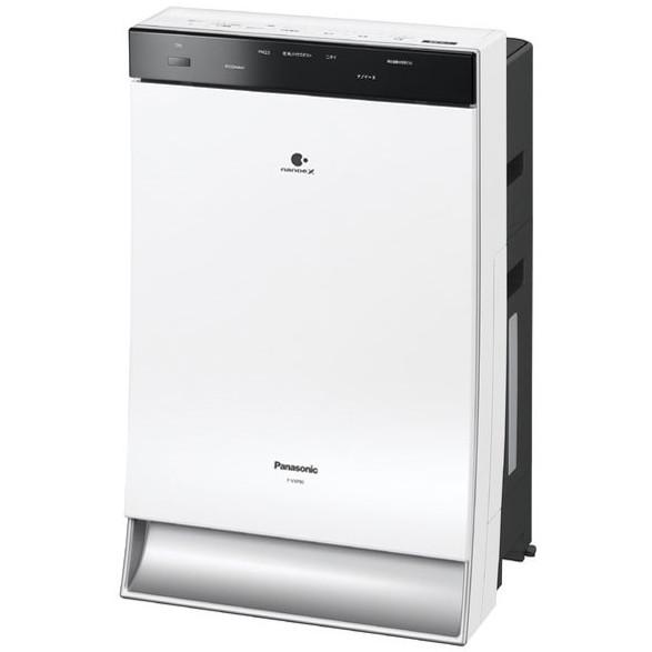 【送料無料】PANASONIC F-VXP90-W ホワイト [加湿空気清浄機(空清40畳まで/加湿24畳まで)]