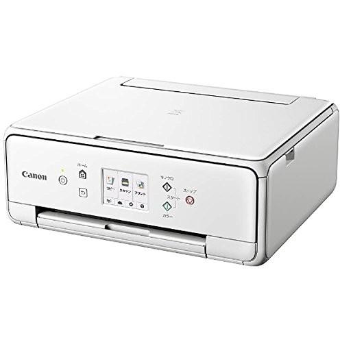 【送料無料】CANON PIXUS TS6130WH ホワイト PIXUS(ピクサス) TSシリーズ [A4インクジェットプリンター (コピー/スキャナ・USB2.0/無線LAN)]【同梱配送不可】【代引き不可】【沖縄・離島配送不可】