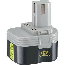 リョービ(RYOBI) ニカド電池パック 12V 1.300mAh B-1203F2