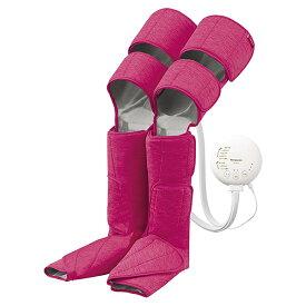 レッグリフレ パナソニック エアーマッサージャー EW-RA99-P ピンク PANASONIC コードレス マッサージ器 脚全体 太もも ひざ裏 温感 むくみ 疲労回復 血行促進 筋肉痛 EWRA99