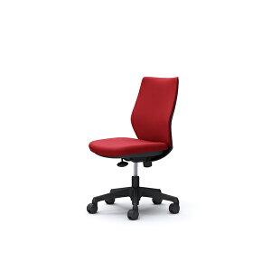 オフィスチェア デスクチェア オカムラ CG-M 肘無 背パッド ハンガー無 CG17ZRFM38 ビンテージレッド ワークチェア パソコンチェア 事務椅子 イス おしゃれ 在宅ワーク テレワーク 在宅勤務 リモ