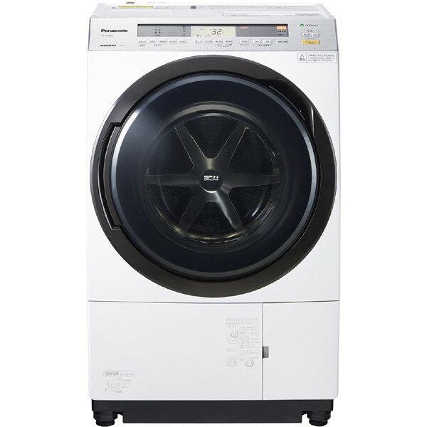 【送料無料】PANASONIC NA-VX8800L クリスタルホワイト VXシリーズ [ななめ型 ドラム式洗濯乾燥機 (洗濯11.0kg/乾燥6.0kg)左開き]