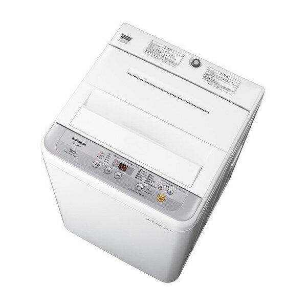 【送料無料】パナソニック PANASONIC NA-F50B11 新生活 一人暮らし カップル シルバー [全自動洗濯機 (洗濯5.0kg)]