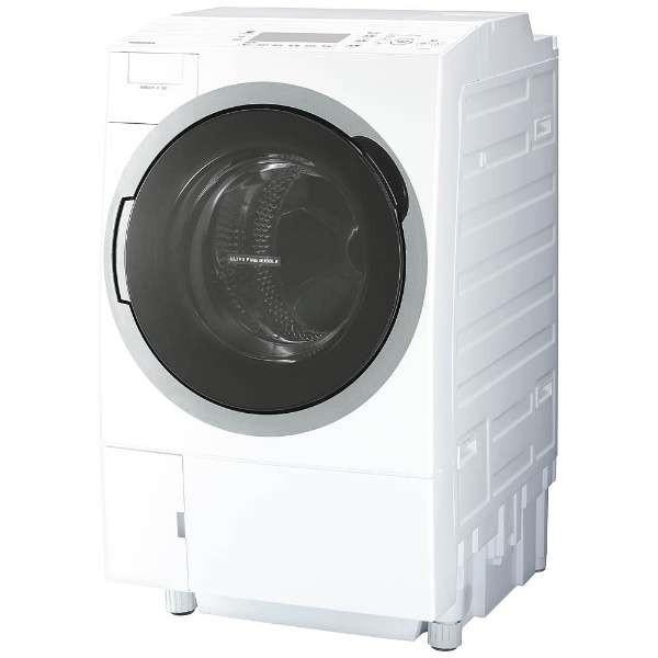 【送料無料】東芝 TW-117V6L グランホワイト ZABOON [ドラム式洗濯乾燥機 (洗濯11.0kg/乾燥7.0kg・左開き)]
