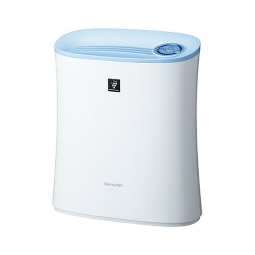SHARPFU-H30-Aブルー系[空気清浄機(プラズマクラスター10畳/空気清浄13畳まで)]