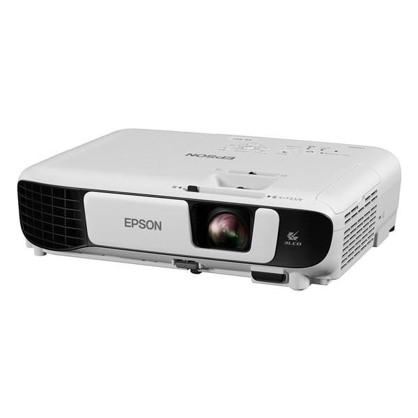 【送料無料】EPSON EB-S41 [データプロジェクター(3300lm・VGA〜SXGA+)]【同梱配送不可】【代引き不可】【沖縄・離島配送不可】