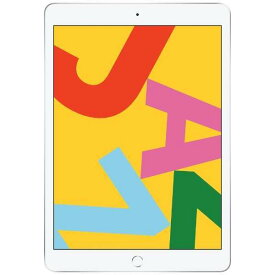 APPLE MW782J/A シルバー [iPad Wi-Fiモデル 10.2インチ 128GB]