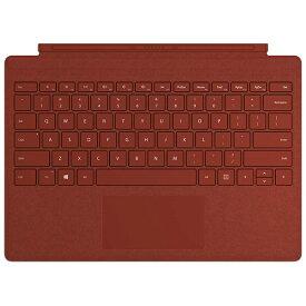 マイクロソフト 日本語配列 FFP-00119 ポピーレッド Surface Pro Signature [キーボード付きカバー(Surface Pro 7/Surface Pro 3/Surface Pro 4/Surface Pro (第5世代)/Surface Pro 6用)]