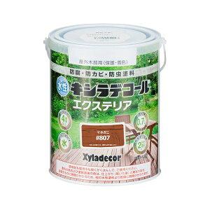 カンペハピオ 水性キシラデコール エクステリアS マホガ二 0.7L