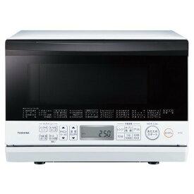 東芝 ER-T60-W グランホワイト 石窯オーブン [ 簡易スチームオーブンレンジ (23L) ]