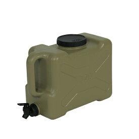 DOD WT3-601-KH カーキ フツーノタンク [ウォータータンク] アウトドア キャンプ バーベキュー BBQ レジャー
