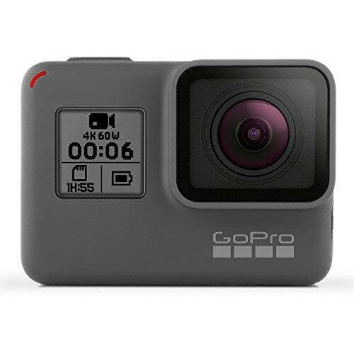 【送料無料】GoPro CHDHX-601-FW HERO6 Black [ウェアラブルカメラ ]