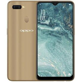 OPPO AX7 ゴールド CPH1903(GN) [SIMフリー スマートフォン (6.2インチ ColorOS 5.2(based on Android8.1))]