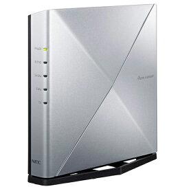 NEC PA-WX6000HP Aterm [無線LANルーター(IEEE802.11a/b/g/n/ac/ax・4804+1147Mbps)]