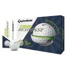 テーラーメイド ツアーレスポンス ゴルフボール(2020年モデル) 1ダース(12個入り) ホワイト 【日本正規品】