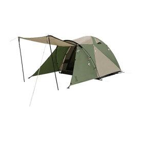 DOD T3-623-KH タン/カーキ [ザ・テント(M)] アウトドア キャンプ レジャー BBQ バーベキュー フェス ファミリー