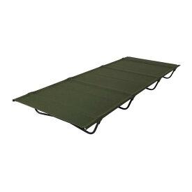 DOD CB1-510-KH カーキ [バッグインベッド] キャンプ アウトドア レジャー フェス ソロキャンプ オートキャンプ 昼寝 コンパクト