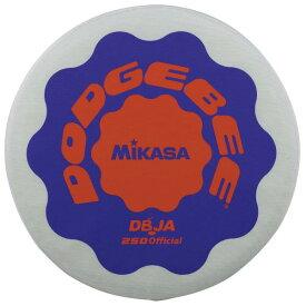 MIKASA DBJA250-BL [ドッヂビー250ミカサモデル ブルー 協会認定]