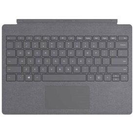 マイクロソフト FFP-00159 プラチナ(濃銀) [Surface Pro用 タイプカバー]
