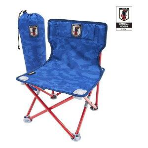 LOGOS コンパクトチェア サッカー日本代表ver. No.85000005 アウトドア 椅子 キャンプ レジャー BBQ バーベキュー 釣り