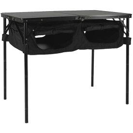 DOD TB4-685-BK ブラック [折りたたみ式グッドラックテーブル] アウトドア キャンプ レジャー BBQ バーベキュー