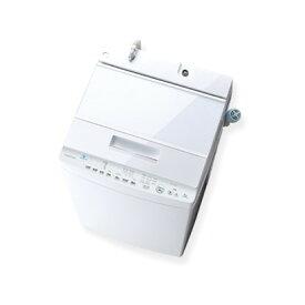 東芝 AW-8D9 グランホワイト ZABOON [簡易乾燥機能付洗濯機(洗濯8kg)]