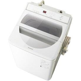 PANASONIC NA-FA100H8-W ホワイト [簡易乾燥機能付洗濯機 (洗濯10.0kg)]