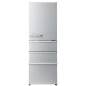 AQUA AQR-36J-S ミスティシルバー [冷蔵庫(355L・右開き)]【代引き不可】