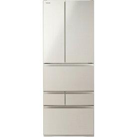 東芝 GR-S550FH(EC) サテンゴールド VEGETA [冷蔵庫 (551L・フレンチドア)]【代引き不可】