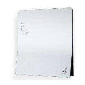 カルテック KL-W01 ホワイト ターンド・ケイ [光触媒除菌・脱臭機(〜8畳まで) 壁掛けタイプ]