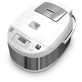 VERSOS ベルソス 炊飯器 (5.5合) 5.5合炊き 自動保温 予約機能 早炊き 炊き込み おかゆ ケーキ ヨーグルト 煮込み しゃもじ VS-KE04
