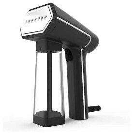 【レビューキャンペーン実施中!】 SteamOne スチームワン SN506SB ブラック S-Nomad 衣類スチーマー ハンディースチーマー アイロン 黒 除菌 ペットボトル シンプル スタイリッシュ 自立型 簡単 シャツ ジャケット コート おしゃれ