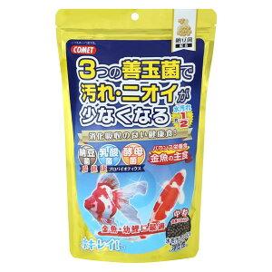 イトスイ コメット 金魚の主食 納豆菌 中粒 430g