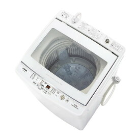AQUA AQW-GV80J ホワイト [簡易乾燥機能付き洗濯乾燥機 (8.0kg)]