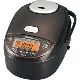 ZOJIRUSHI NP-ZH18-TD ダークブラウン 象印 炊飯器 圧力IH炊飯ジャー 極め炊き NP-ZH型 1升炊き [ Made in Japan:日本製 ]