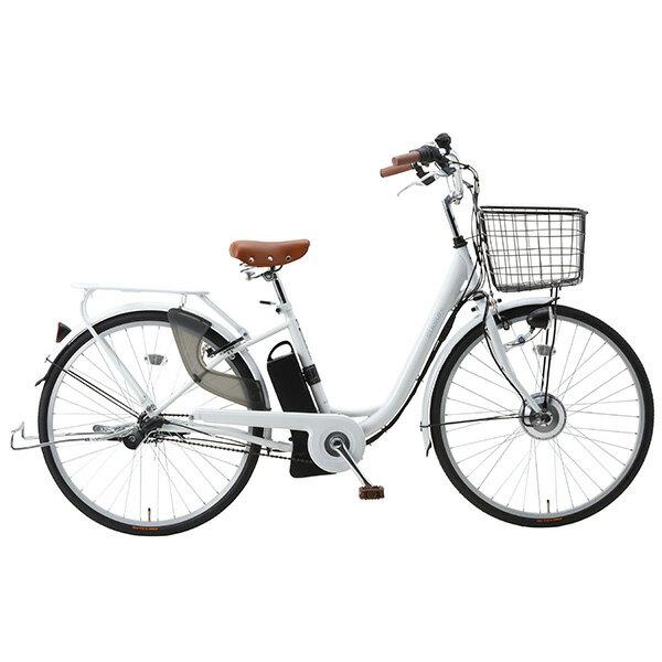【送料無料】kaihou BM-P10WH ホワイト スイスイ [電動アシスト自転車(26インチ・内装3段)]【同梱配送不可】【代引き不可】【沖縄・北海道・離島配送不可】