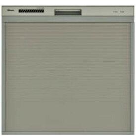 【送料無料】Rinnai RSWA-C402C-SV シルバー [食器洗い乾燥機(ビルトイン・スライドオープンタイプ)]