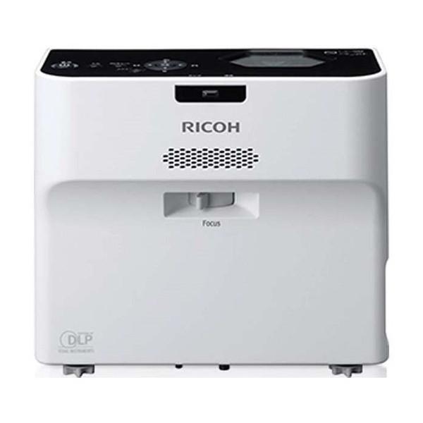 【送料無料】RICOH PJ WX4152NI [超短焦点プロジェクター(3500lm)]
