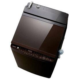 東芝 AW-10SV9(T) グレインブラウン ZABOON [洗濯乾燥機(洗濯10.0kg/乾燥5.0kg)]