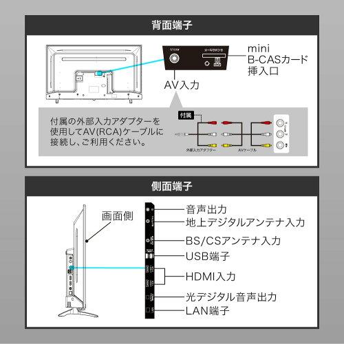 【あす楽】送料無料テレビ32型液晶テレビスピーカー前面メーカー1,000日保証TV32インチ32V地上・BS・110度CSデジタル外付けHDD録画機能HDMI2系統VAパネル壁掛け対応maxzenマクスゼンJ32SK03