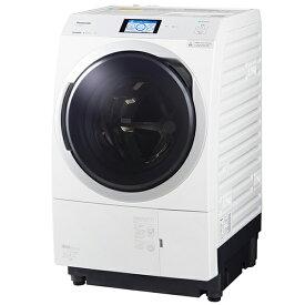 PANASONIC NA-VX900BL-W クリスタルホワイト VXシリーズ [ななめ型ドラム式洗濯乾燥機 (洗濯11.0kg/乾燥6.0kg) 左開き]
