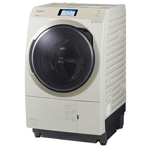 PANASONIC NA-VX900BL-C ストーンベージュ VXシリーズ [ななめ型ドラム式洗濯乾燥機 (洗濯11.0kg/乾燥6.0kg) 左開き]