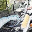THANKO サンコー ハンディスプラッシュブラシ ブラシ 洗車 洗車ブラシ バッテリー内蔵 水が出るブラシ タンク付属 USB…