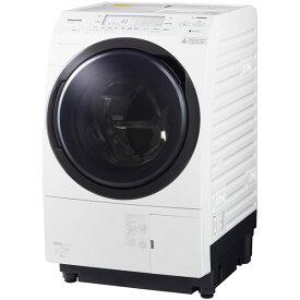 PANASONIC NA-VX700BL クリスタルホワイト VXシリーズ [ドラム式洗濯乾燥機(洗濯10.0kg /乾燥6.0kg) 左開き]