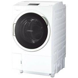 東芝 TW-127X9L(W) グランホワイト ZABOON [ななめ型ドラム式洗濯乾燥機(12.0kg/乾燥7kg) 左開き]