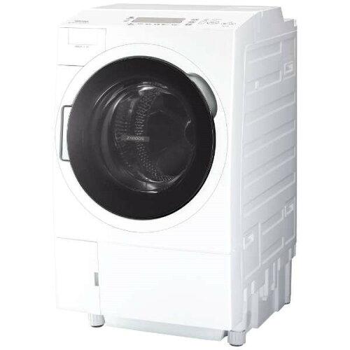 東芝 TW-117V9L グランホワイト ZABOON [ななめ型ドラム式洗濯乾燥機(11.0kg/乾燥7kg) 左開き]