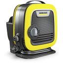 【正規代理店】【レビューを書いてプレゼント実施中】KARCHER(ケルヒャー) K mini [ 高圧洗浄機 ] コンパクト 軽量 持…