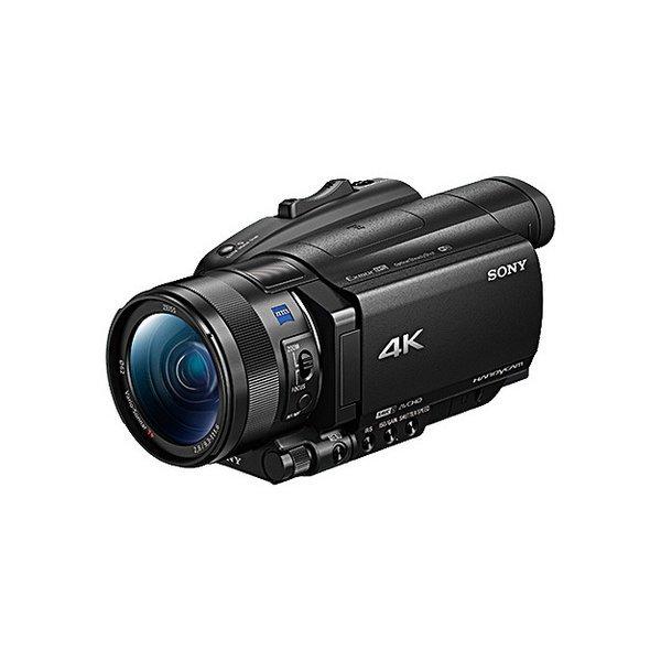 【送料無料】SONY FDR-AX700 Handycam [デジタル4Kビデオカメラレコーダー]